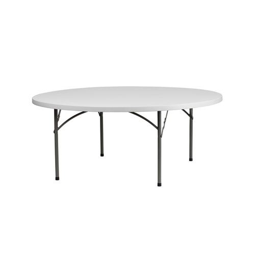 6ft Round Table Orlando Rental Tables 3
